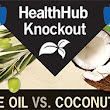 Extra virgin Olive Oil vs. Coconut Oil: Which is healthier? | Olive oil explorer