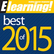 Vubiz Named 2015 Best of Elearning! Finalist
