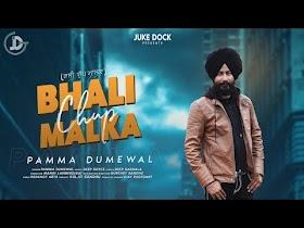 Pamma Dumewal : Bhali Chup Malka (Official Video) Deep Royce   Latest Punjabi Songs 2020   Juke Dock