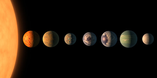 Seven New Earth-like Planets Discovered, May Host Life: NASA