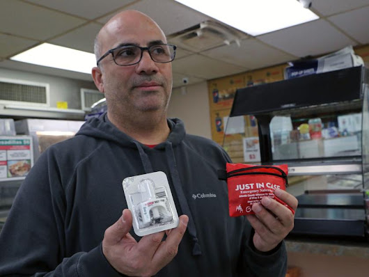 Atlantic City convenience store owner keeps Narcan kits to save lives | Heroin Epidemic |