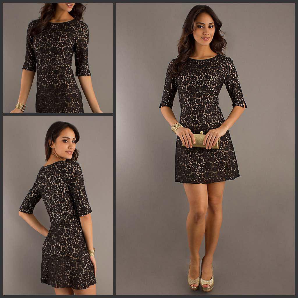Cheap evening dresses lace