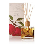 Rosy Rings Fruity Spicy Apple Botanical Reed Diffuser 13oz, Yellow