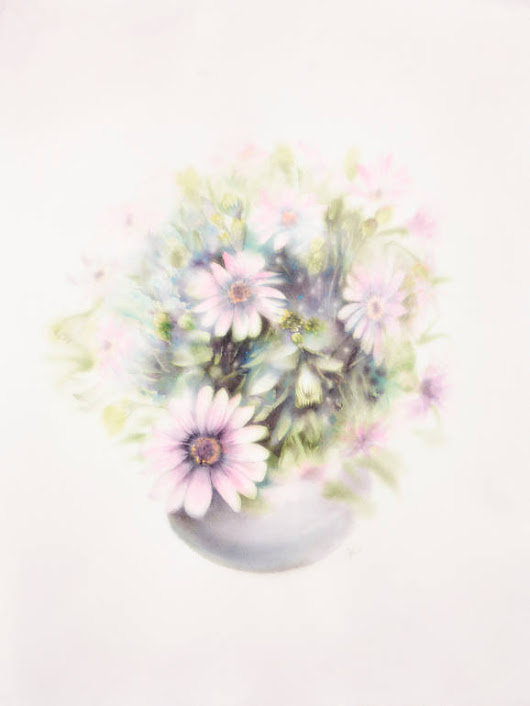 "Saatchi Art Artist: perry chow; Digital 2015 New Media ""Spring Dream"""