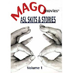 Cicso Independent DVD301 MAGO Movies - ASL Skits and Stories Volume 1 - DVD