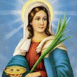 Wednesday December 13, 2017 Feast of Saint Lucy Patroness of Eye problems