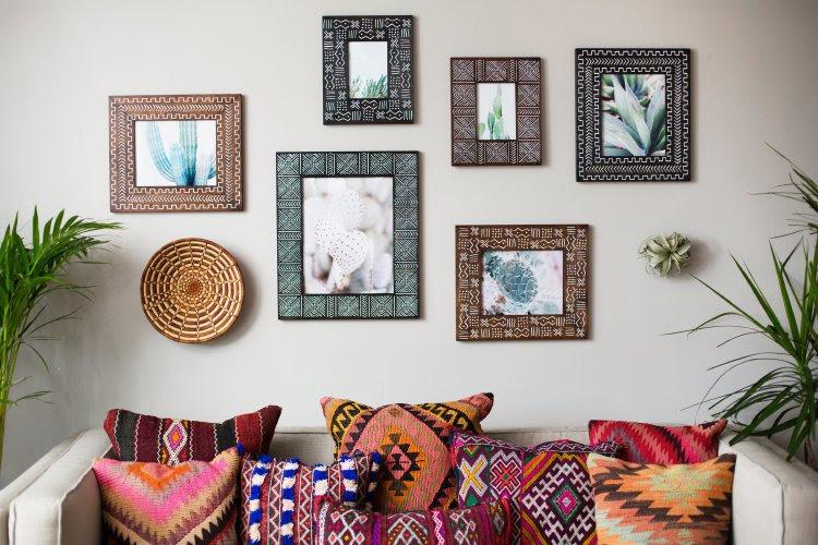 Beyond Popsicle Sticks Tips For Diy Picture Frames