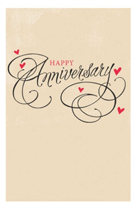 Anniversary Joy Greeting Card   Anniversary Printable Card