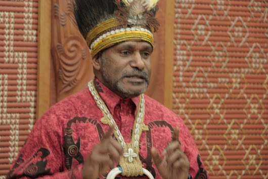West Papuan leader sees solidarity grow in NZ
