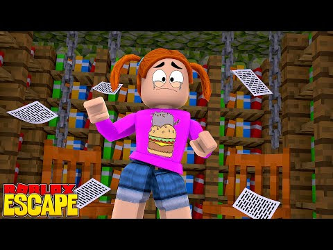 Roblox Escape The Library Obby Toy Heroes Games Action News Abc - roblox escape the evil library obby
