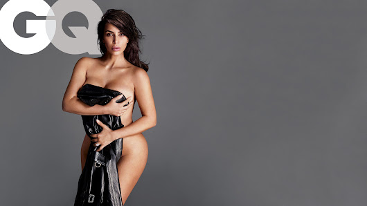Witness Kim Kardashian West on Her First GQ Cover