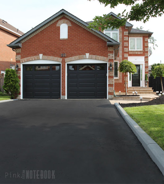 How to Renew your dated Curbs & Driveway