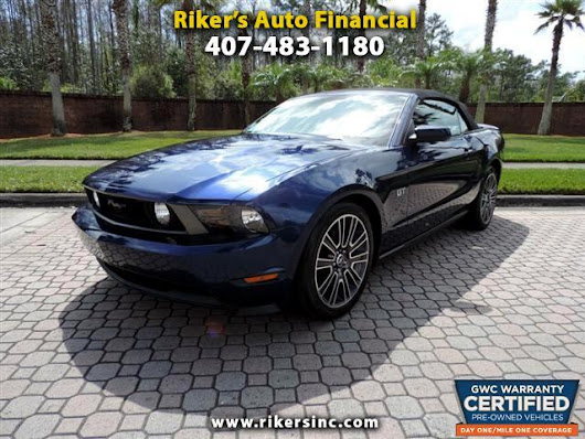 Used 2010 Ford Mustang for Sale in Kissimmee  FL 34744 Riker's