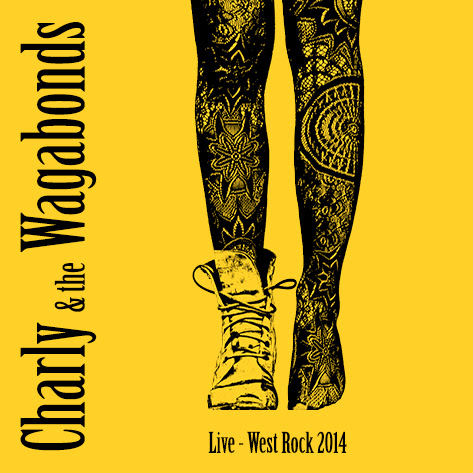 Sortie de notre premier EP live le 19/9/2014 | Charly and the Wagabonds