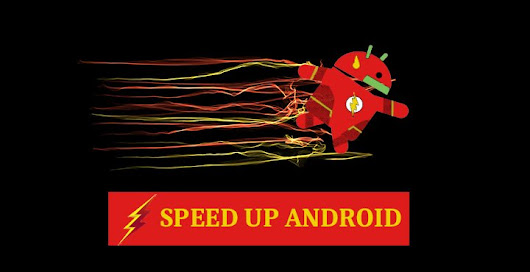 How to Speed Up a Lagging Android Device | DroidViews