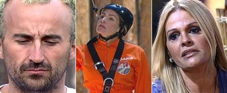 Gui, Joana Machado e Monique Evans estão na Roça