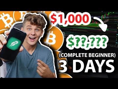 Day trading crypto blog