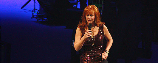 Country superstar Reba McEntire produces first gospel album