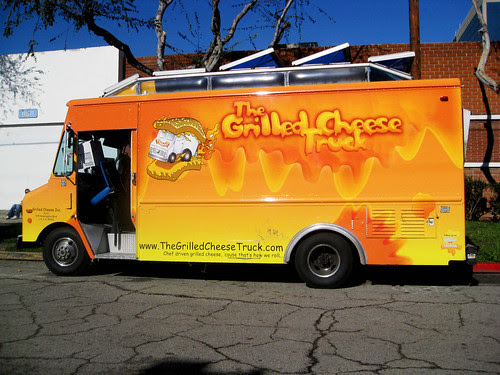 Food Truck Benefit for Haiti: Grilled Cheese Truck