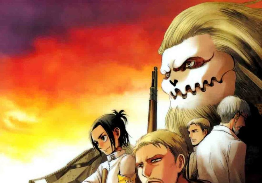 Attack On Titan Manga 139 Manga - Comments for chapter ...
