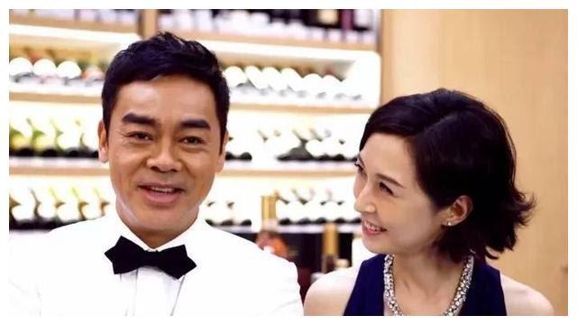 49岁郭蔼明近照曝光,一生未育,结婚19年恩爱如初让人羡慕