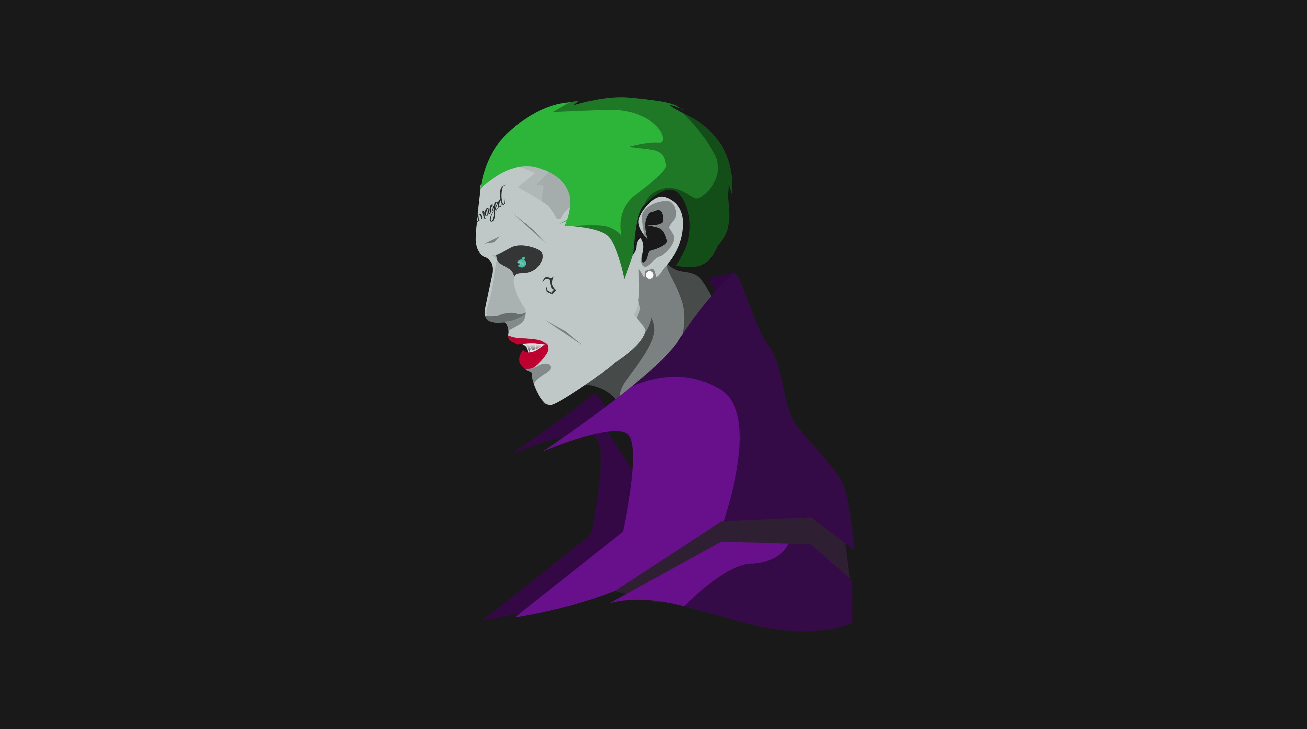 Download Wallpaper Suicide Squad Joker 4k Wallpaper Download