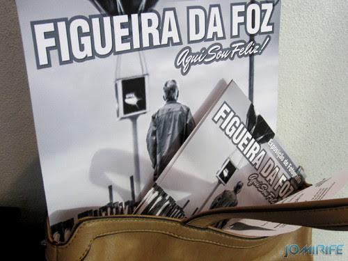 Montagem da exposição colectiva de Fotografia «Figueira da Foz, aqui sou feliz» em comemoração do 131º aniversário da Elevação da Figueira da Foz a Cidade - Cartazes