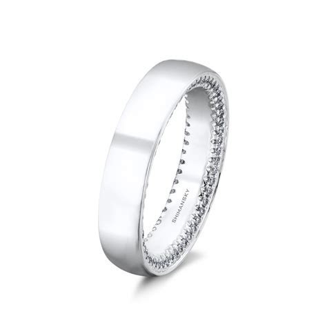 Circle of Love Mens Diamond Band   Shimansky
