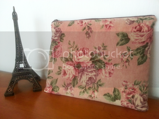 Etsy Listing Update: iPad Case - Vintage Style