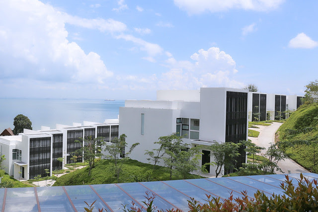 The Montigo Resort at Nongsa, Batam has 88 villas