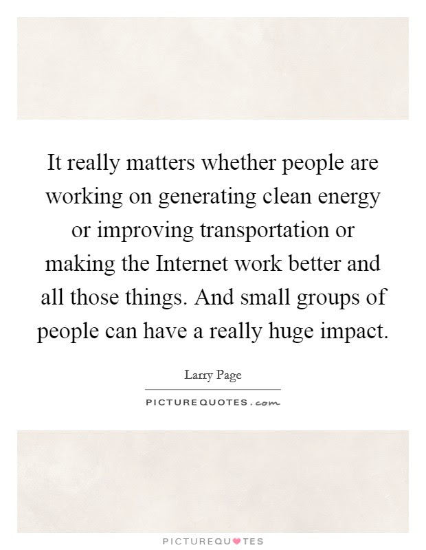 Making Impacts Quotes Sayings Making Impacts Picture Quotes
