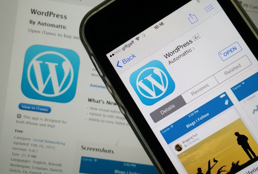 WordPress now powers 25% of the Web