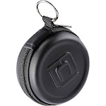 SaharaCase - Pouch Case for Apple AirPods and Most Earbuds - Black