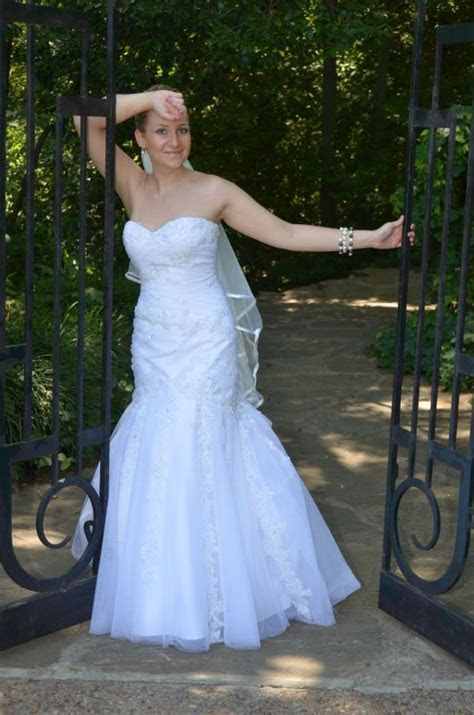 Selling my Alfred Angelo wedding dress Style 2083