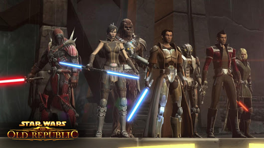 Star Wars: The Old Republic | News, Updates, Entwickler-Blogs