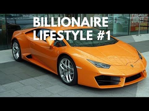BILLIONAIRE LIFE STYLES, LIFE OF A BILLIONAIRE MOTIVATION #1
