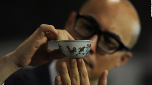 Why your dusty bowls could be worth millions