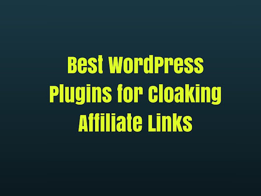 8 Best WordPress Plugins for Cloaking Affiliate Links
