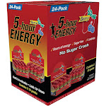 5 Hour Energy - Berry, 24 -Count 1.93 Ounce Bottles