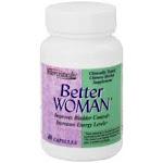 Interceuticals/Betterman - Better Woman HCP 40 Capsules
