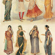 Sari – Classic Indian dress!