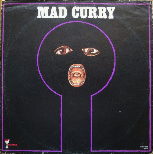 Mad Curry - Mad Curry (1971) | Vinyles et disques, pop & rock