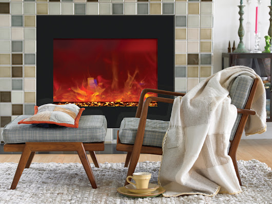 The Pros and Cons of Electric Fireplaces