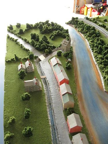 Ellicotts' Mills Model