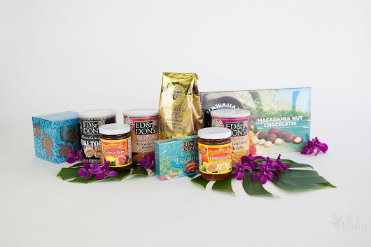 Corporate Gifts - Hawaiian Gift Baskets and Bags