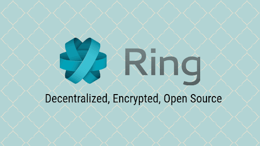 Free and Open Source Skype Alternative Ring 1.0 Released!