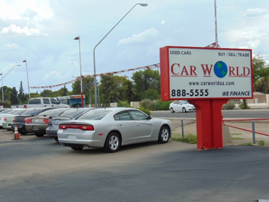 Car World | Used  dealership in Tucson, AZ 85705
