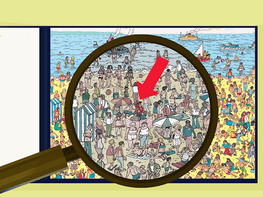 3 Ways to Find Waldo - wikiHow