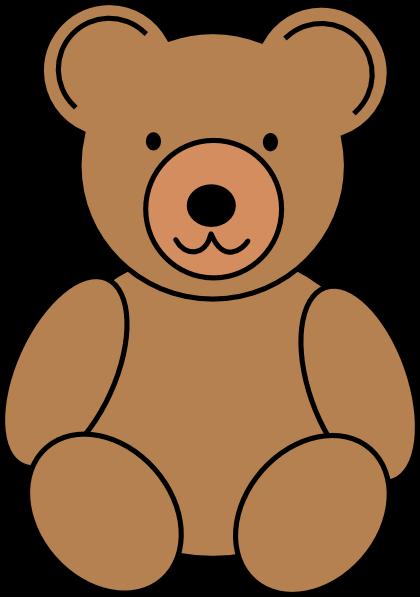 Brown Bear Clipart - ClipArt Best