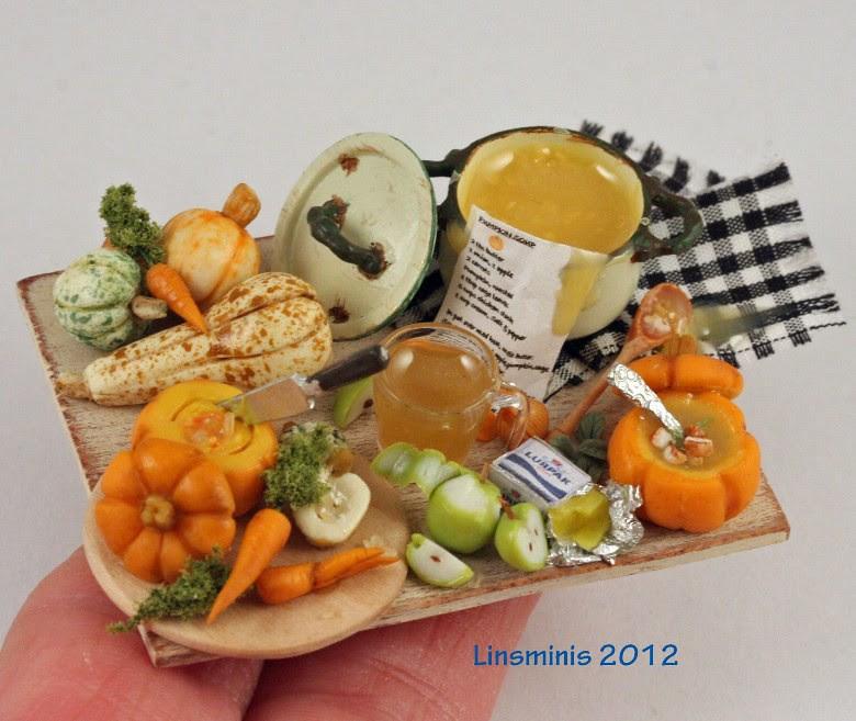 Pumpkin Soup Board